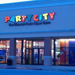 Photo taken at Party City by Liane E. on 3/1/2012