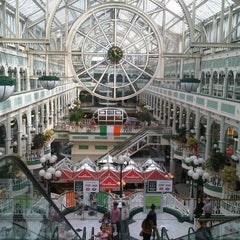 Photo taken at St Stephen's Green Shopping Centre by Alberto S. on 9/13/2012