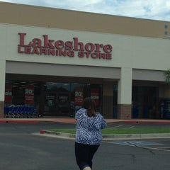 Photo taken at Lakeshore Learning Store by RenyaDeDulce on 8/22/2012