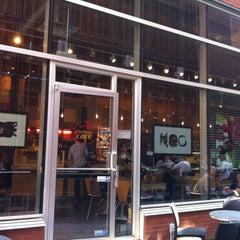 Photo taken at Pasta Café by Alex V. on 8/20/2012