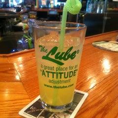 Photo taken at Quaker Steak & Lube® by Tina B. on 4/25/2012