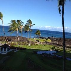 Photo taken at Hilton Waikoloa Village by Brad D. on 5/7/2012
