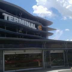 Photo taken at Terminal C by Jorge S. on 8/8/2012