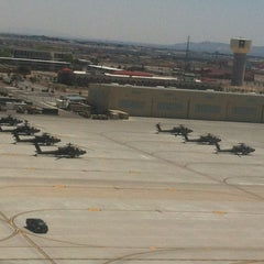 Photo taken at Biggs Army Airfield by Paul A. on 6/10/2012