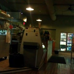 Photo taken at The Pizza Joint by Daniel T. on 4/21/2012