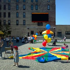 Photo taken at The Piazza by Lauren N. on 5/31/2012
