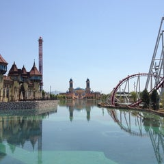 Photo taken at Rainbow MagicLand by Michele on 7/22/2012