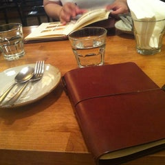 Photo taken at Angelo's PASTA by Jihye I. on 6/1/2012