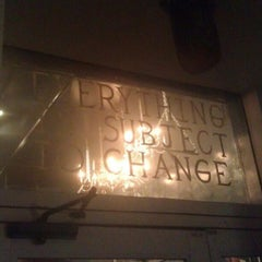 Photo taken at Bowery Poetry Club by Deanna Z. on 6/30/2012
