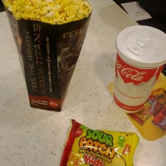 Photo taken at AMC Bay Street 16 by Cosmo C. on 3/4/2012