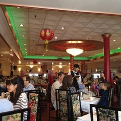 Photo taken at Li Wah Restaurant by Laura on 5/12/2012