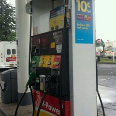 Photo taken at Shell by Beth H. on 5/21/2012