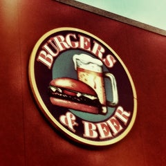 Photo taken at Burgers and Beer by Tawmis L. on 8/12/2012