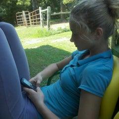 Photo taken at Terrells Creek Farm by Pam C. on 7/19/2012
