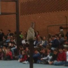 Photo taken at Colegio Montealto by Luis V. on 3/17/2012