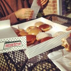 Photo taken at Krispy Kreme Doughnuts by James F. on 6/7/2012