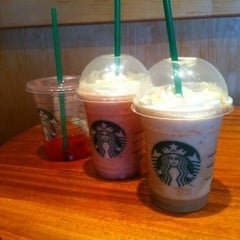 Photo taken at Starbucks by Catalina O. on 2/27/2012