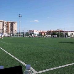 Foto tomada en Complejo Deportivo Antonio Prieto Castillo por César G. el 6/16/2012