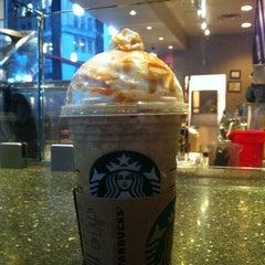 Photo taken at Starbucks by Emre Berge E. on 4/10/2012