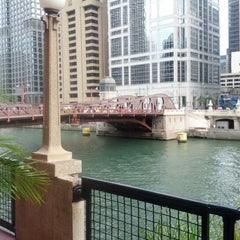 Photo taken at Fulton's on the River by Allan C. on 7/23/2012