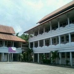 Photo taken at SMK Negeri 3 Manado by Immanuel G. on 8/11/2012
