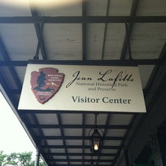 Photo taken at Jean Lafitte National Historical Park by Stacy F. on 3/18/2012