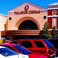 Photo taken at Regal Cinemas Palladium 14 & IMAX by Steven H. on 4/8/2012