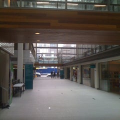 Photo taken at UTS Building 10 by Tengu T. on 2/20/2012