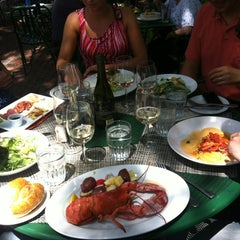 Photo taken at McCormick & Schmick's Seafood by Michael S. on 7/3/2012