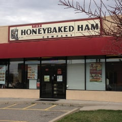 Photo taken at Honeybaked Ham by Adam G. on 3/23/2012