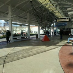 Photo taken at Olympia Transit Center by Yob B. on 2/23/2012