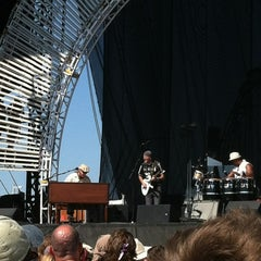 Photo taken at Chevrolet Stage at Hangout Music Fest by Whit S. on 5/20/2012
