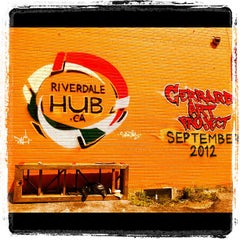 Photo taken at Riverdale Hub by Jared W. on 8/13/2012