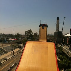 Photo taken at X Games Los Angeles 2012 by AD N. on 7/2/2012