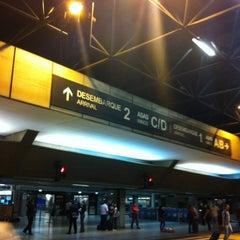 Photo taken at Terminal 2 (TPS2) by Raphael C. on 4/21/2012
