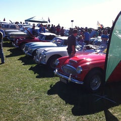 Photo taken at Eagle Farm Racecourse by Damien on 7/15/2012