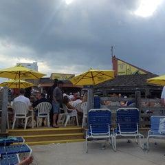 Photo taken at Ocean Annie's Beach Bar by David A. on 4/27/2012