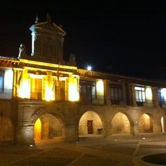 Photo taken at Ayuntamiento by Republica d. on 2/21/2012