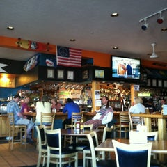 Photo taken at Seabright Brewery by Clayton CJ B. on 8/17/2012