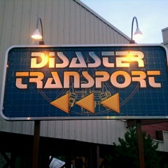 Photo taken at Disaster Transport by Jonathan C. on 6/24/2012