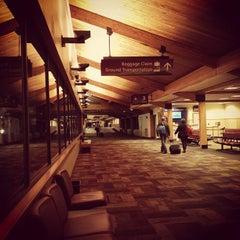 Photo taken at Bozeman Yellowstone International Airport (BZN) by Nicholas F. on 5/25/2012