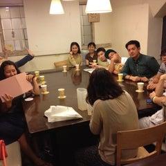 Photo taken at 민들레영토 by Grace L. on 7/1/2012