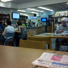 Photo taken at Queens Library at Steinway by Eileen N. on 6/8/2012
