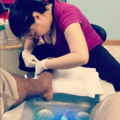 Photo taken at Grand Nails by Michael F. on 6/16/2012