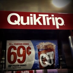 Photo taken at QuikTrip by Brian L. on 7/22/2012