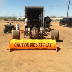 Photo taken at Canyon Speedway by Bruce S. on 5/27/2012
