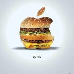 Photo taken at McDonald's by Elena Kozhevnikova on 4/18/2012