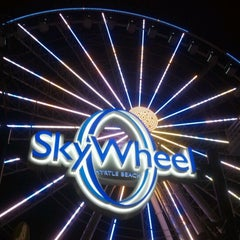 Photo taken at Myrtle Beach SkyWheel by Jason S. on 7/13/2012