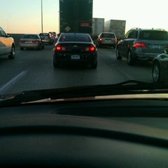Photo taken at I-75 Rouge River Bridge by Patty C. on 6/13/2012