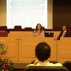 Photo taken at Tribunal Regional do Trabalho da 8ª Região by Mariana P. on 6/21/2012